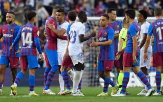 الصورة: برشلونة يواجه بوكا جونيورز في كأس مارادونا بالرياض