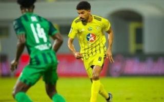 الصورة: العروبة يفوز واتحاد كلباء يتأهل لربع نهائي كأس رابطة المحترفين