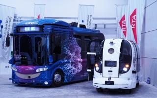 """الصورة: الحافلات الذكية محور الدورة المقبلة من """"دبي العالمي للتنقل ذاتي القيادة"""""""