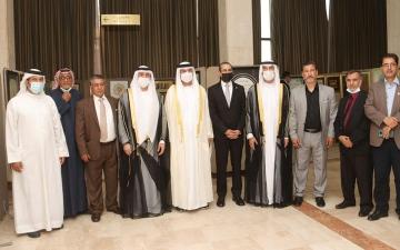 الصورة: انطلاق مهرجان المفرق للشعر العربي في الأردن