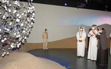 الصورة: ولي عهد عجمان: «إكسبو 2020 دبي».. الأجمل والأرقى والأعظم