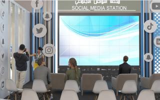 12 ورشة عمل لخبراء وسائل التواصل الاجتماعي في «الشارقة الدولي للكتاب»