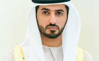 الصورة: راشد بن حميد رئيسا للجنة العليا المنظمة لكأس العالم للأندية (الإمارات 2021)
