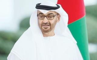 محمد بن زايد وملك البحرين يبحثان عدداً من القضايا الخليجية والعربية