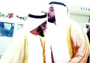 زايد و خليفة ... المجد يتواصل إنجازا و عزيمة
