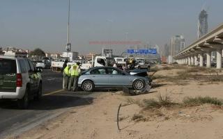 الصورة: حادث في صور