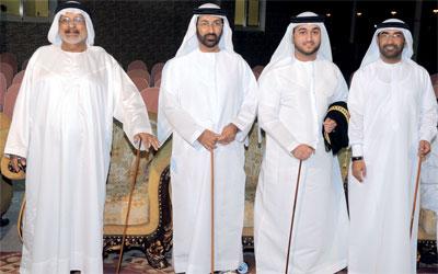 زفاف أحمد محمد بن حمادي الشحي