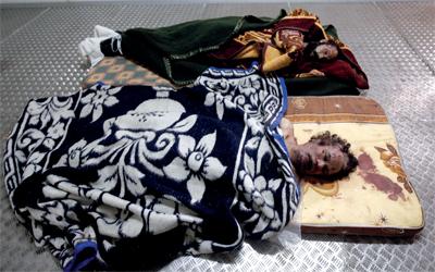 لا تشريح لجثة القذافي.. والغمــوض لايـزال يلــف ظروف مقتله - سياسة - أخبار  - الإمارات اليوم