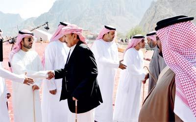 أفراح الشحوح في وادي البيح