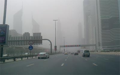 أجواء غير مستقـرة في الإمارات حـتى الإثنين محليات أخرى