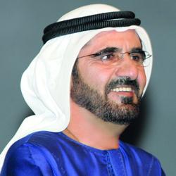محمد بن راشد: «ما رأيناه خلال الأيام السابقة يعبر عن الروح الحقيقية لمجتمع الإمارات.  الإمارات اليوم