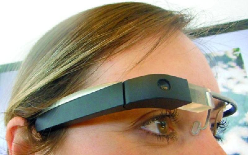 نظارة «غوغل» تصل الأســـواق نهاية 2013
