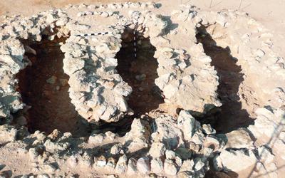 منطقة المليحة واحدة من أبرز المواقع الأثرية في الإمارات.من المصدر