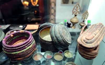 متحف المرأة يوثق لذاكرة المكان في دبي. تصوير: باتريك كاستيلو
