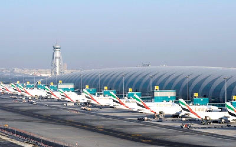 تحويل رحلات من مطار دبي إلى مطارات مجاورة