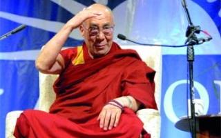 الصورة: دالاي لاما يكشف سر العمر الطويل والصحة الجيدة