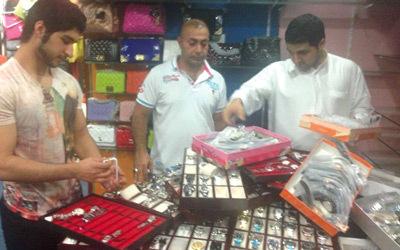 f1879a541 متسوقون أكدوا أنهم لا يستطيعون التفرقة بين الساعات المقلدة والأصلية.  الإمارات اليوم