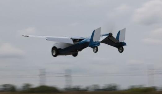 السيارة الطائرة.. حقيقة