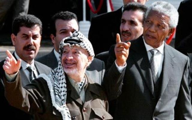 مانديلا مثال يتمنى الفلسطينيون تحقيق ما أنجزه