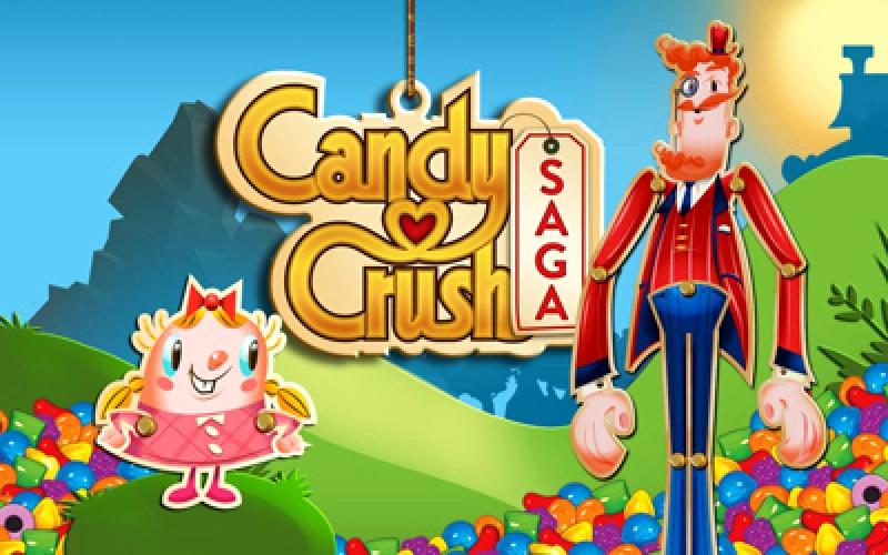 «كاندي كراش ساجا» لعبة مجانية تحقق نجاحاً مالياً