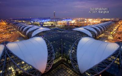 مطار سوفارنابومي. من المصدر