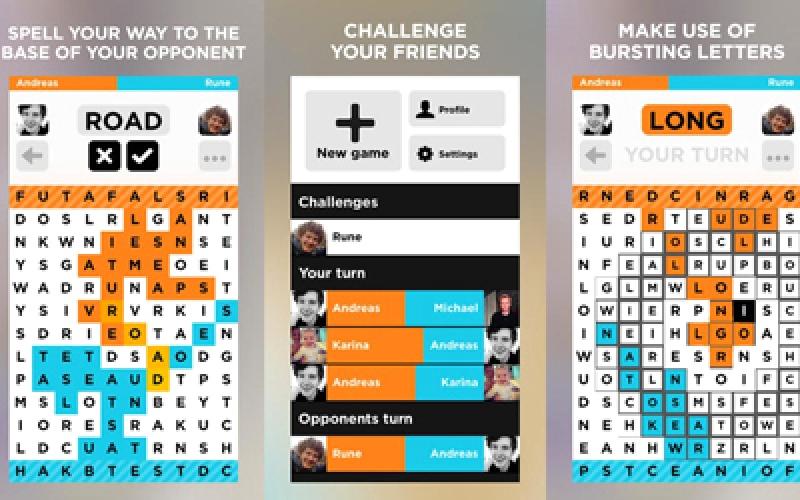 «Wordbase» لعبة مجانية لتعلم الكلمات الإنجليزية