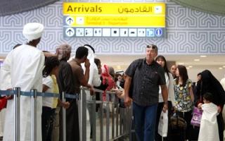 الصورة: المنصوري: النمو الكبير لمطار أبوظبي يسهم في تحقيق «الأجندة الوطنية»