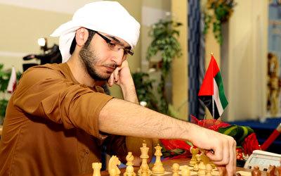 سالم عبدالرحمن قاد الشطرنج الإماراتية لإنجازات كبيرة في مختلف الصعد.
