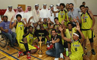 كرة السلة الوصلاوية خرّجت لاعبين مواهب أصحاب إنجازات.  تصوير: أسامة أبوغانم