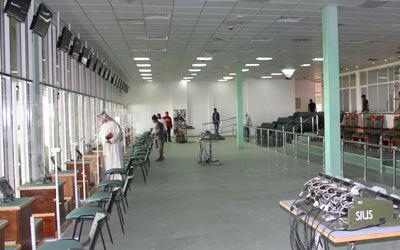 نادي الذيد يمتلك ميدان رماية أولمبياً ويأمل أن يجد الدعم الكافي لبناء رياضيين أولمبيين.   من المصدر