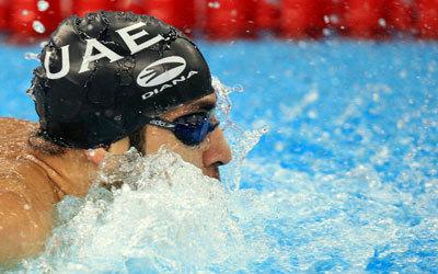 السباحة الإماراتية تخطو نحو العالمية مع إنشاء مجمع حمدان بن محمد الرياضي.   الإمارات اليوم