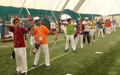 الرياضات الفردية بحاجة إلى نظام تدريبي منتظم ومبرمج لتحقيق ميداليات عالمية. تصوير: إريك أرازاس