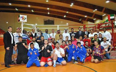 الملاكمة تعاني قلة الإمكانات المادية والدعم اللازم وضعف التغطية الإعلامية ما يجعل انتشارها محدوداً للغاية في الإمارات. الإمارات اليوم