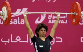 الصورة: أوليــاء الأمور يرفضون رياضة رفع الأثقال  للـــنساء (8-10)