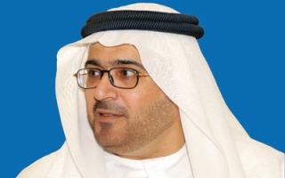 وزيرا خارجية وداخلية البحرين يستقبلان الدكتور جمال السويدي