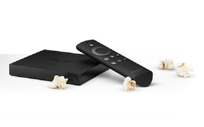 «أمازون» تطرح جهاز  بث وسائط متعددة وألعاباً