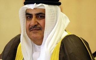 """وزير الخارجية البحريني : عودة السفير الى الدوحة """" ليست واردة الآن """""""
