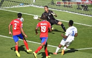 الصورة: مونديال 2014: كوستاريكا - انجلترا