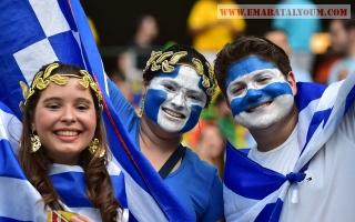 الصورة: مونديال 2014: اليونان - ساحل العاج