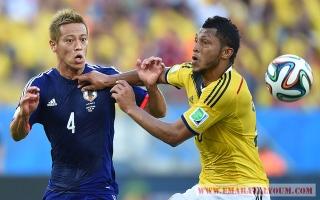 الصورة: مونديال 2014: اليابان - كولومبيا