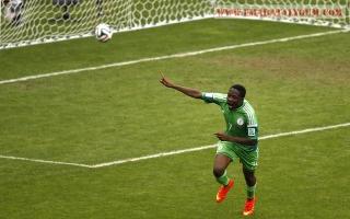 الصورة: مونديال 2014: نيجيريا - الارجنتين