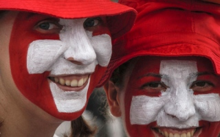 الصورة: مونديال 2014: هندوراس - سويسرا