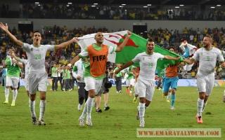 الصورة: الجزائر .. تفرح العرب