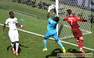 الصورة: مونديال 2014: البرتغال - غانا