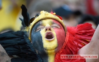 الصورة: مونديال 2014: كوريا الجنوبية - بلجيكا