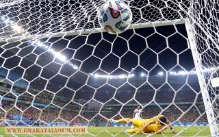 الصورة: مونديال 2014: فرنسا- نيجيريا