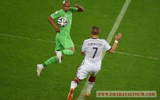 الصورة: مونديال 2014: الجزائر- المانيا