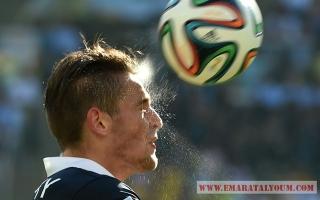 الصورة: مونديال 2014: فرنسا - المانيا