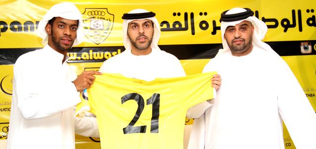 محمد سالم سادس صفقات الوصل من اللاعبين المواطنين
