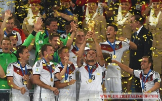 الصورة: نهائي مونديال 2014: المانيا - الارجنتين